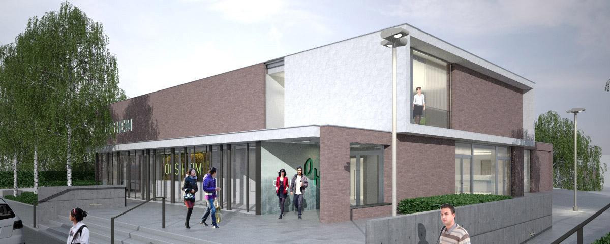 Multifunctioneel gemeenschapshuis Oos Heim, Margraten