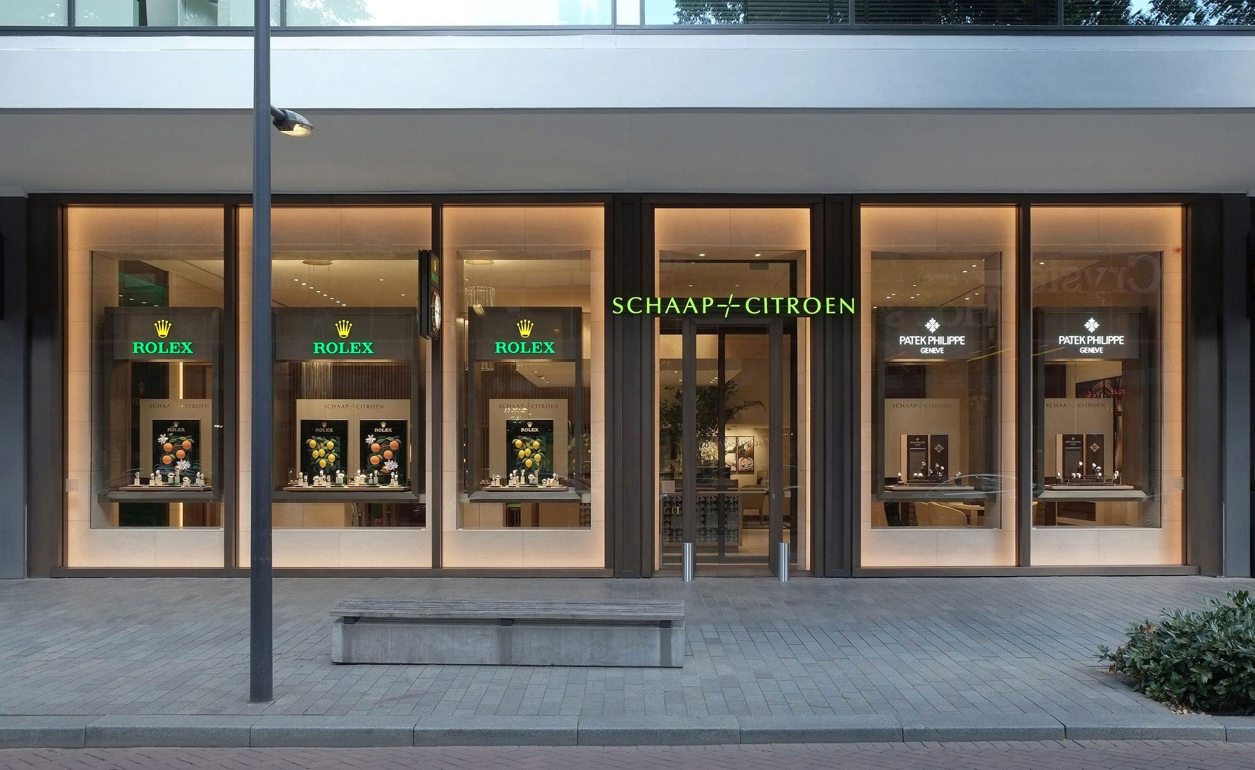 Schaap + Citroen Boutiques Rotterdam