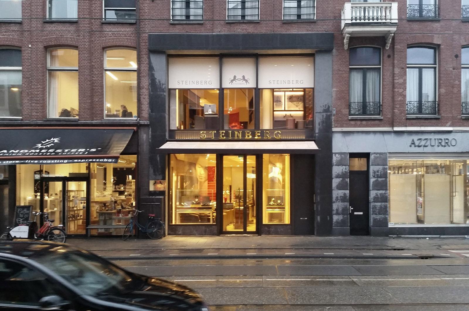 Steinberg Trouwringen Amsterdam