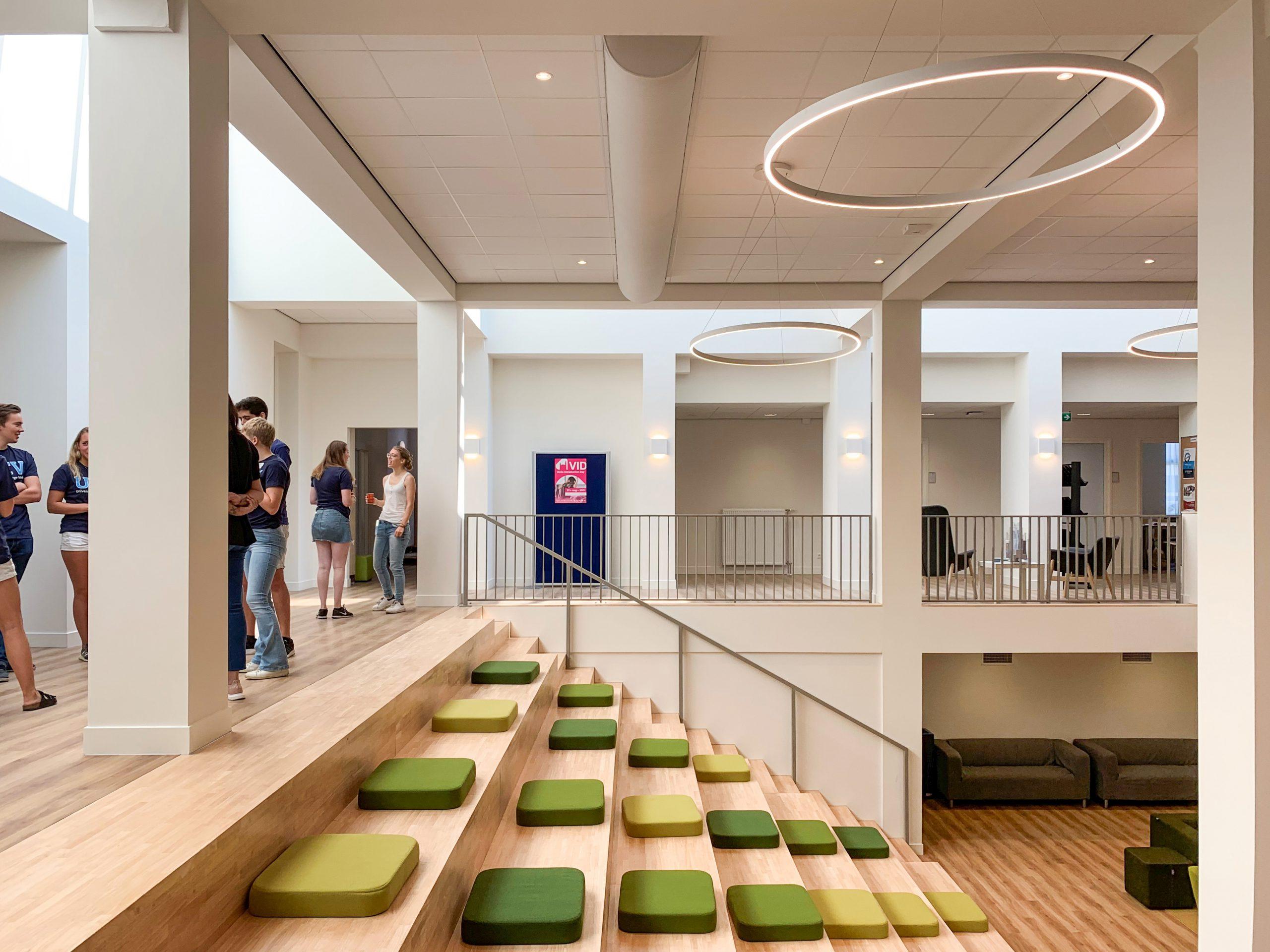 Renovatie 'Raad van Arbeid', Venlo