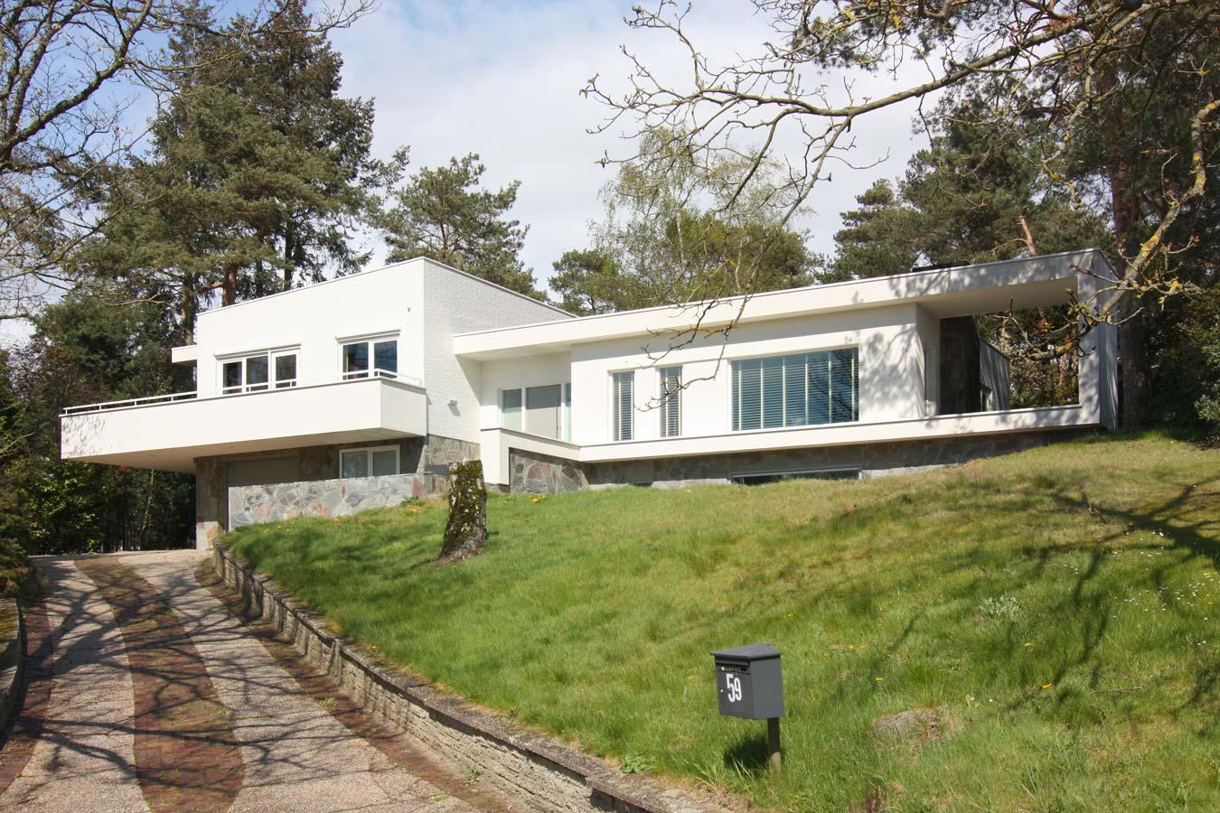Verbouwing villa Landgraaf